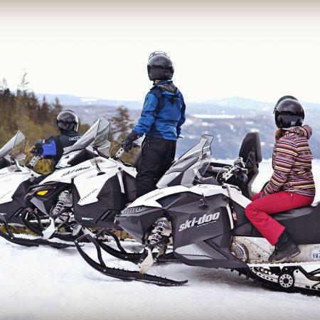Motoneige Fjord-du-Saguenay