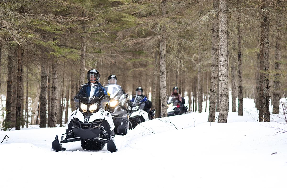 Motoneige Côte-Nord Saguenay
